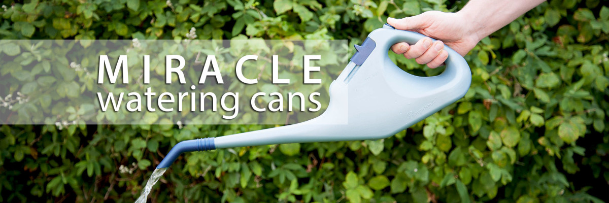 Nucan Pinpoint Watering Cans Miracle Watering Cans